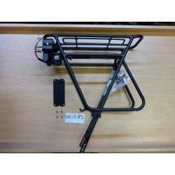 Porte-bagage arrière Easy Power ( vélo avant avril 2016) pour batterie 24 volts 439 Wh