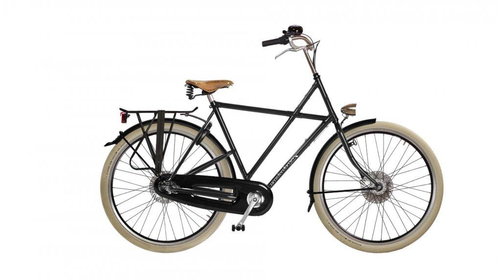 """Vélo Amsterdamer Vader Premium avec options (cliquez sur """"configurez"""" pour plus d'informations)"""
