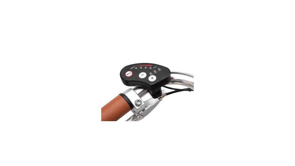 Console à led, bouton 6 km/h, démarrage en douceur, câble 230 cm
