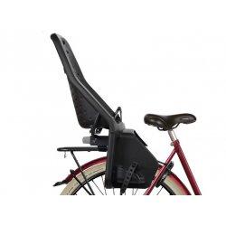 Siège Yepp Maxi noir (vélo avec porte-bagage classique)