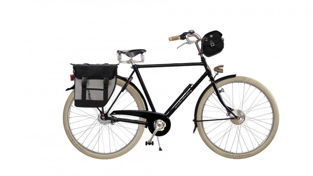"""Vélo électrique hollandais Amsterdamer Opa Classic ( cliquer sur """"Configurer"""" pour plus d'informations)"""