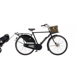 Vélo électrique hollandais Park classic Batterie à l'avant
