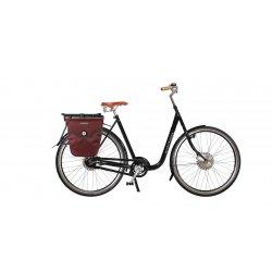 Vélo électrique hollandais Stad avec seuil d'enjambement bas
