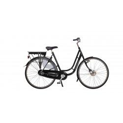 Vélo électrique hollandais Leo Exclusive,batterie arrière