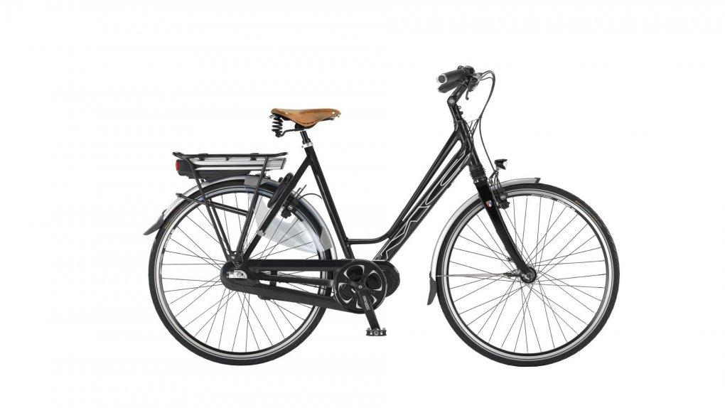 """Vélo hollandais électrique MC Expressive avec options. Pour plus d'informations, cliquez sur """"Configurer"""""""