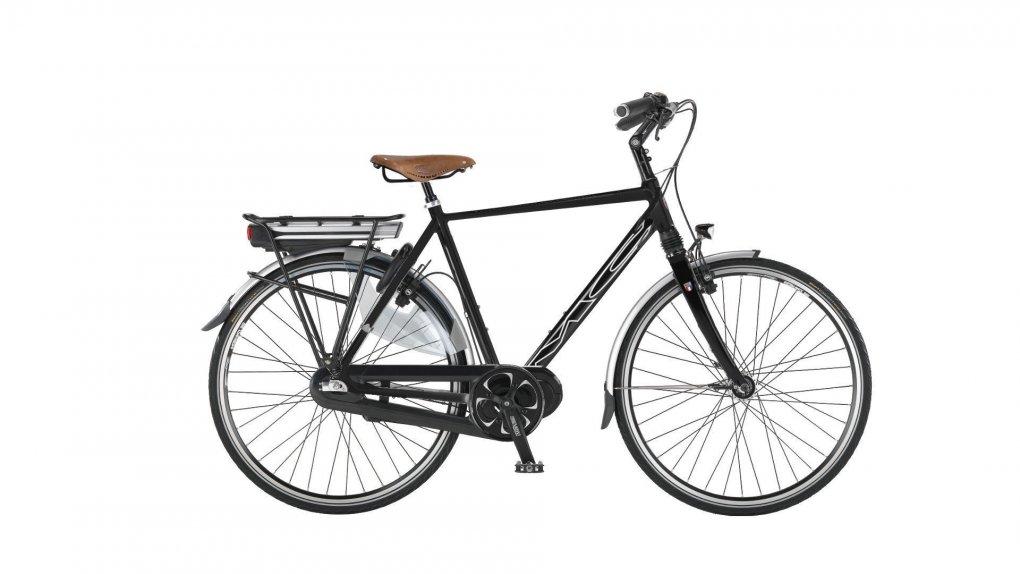 """Vélo hollandais électrique MC Expressive High, moteur pédalier avec options. Pour plus d'informations, cliquez sur """"Configurer"""""""