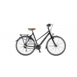 Vélo hollandais MC Expressive Trapez, dérailleur 30 vitesses avec options (cliquez sur ''configurez'' pour plus d'informations)