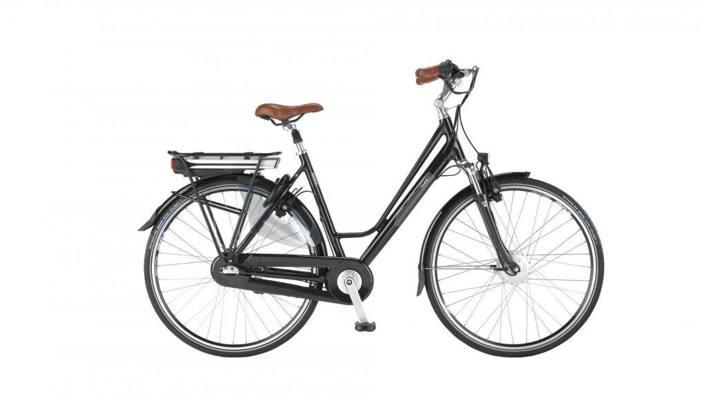 Vélo électrique hollandais Spirit Low Nexus 8 Freins hydrauliques