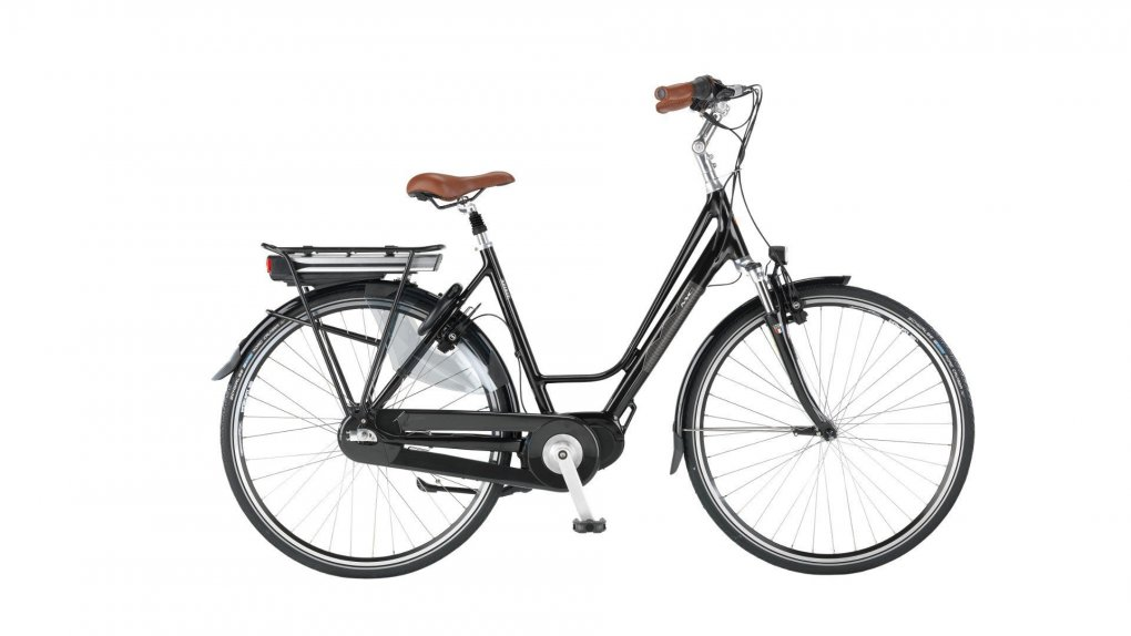 Vélo moteur pédalier hollandais ville MC Spirit
