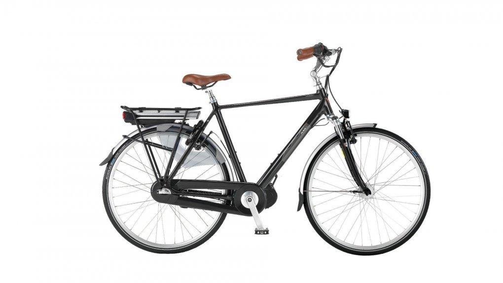 Vélo moteur pédalier hollandais