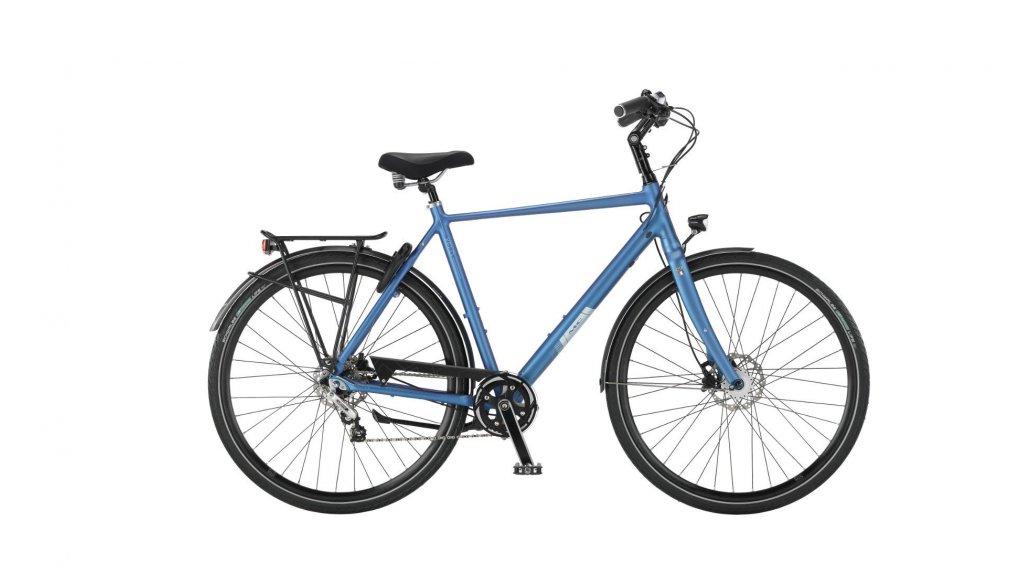 Vélo hollandais Alfine 11 Xelo Homme avec options (cliquez sur ''configurez'' pour plus d'informations)