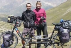cyclotourisme vélo voyage