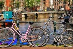 velo hollandais pays bas