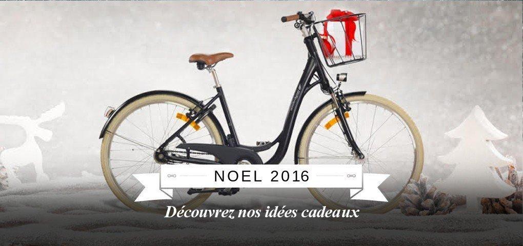 Vélo hollandais Noel 2016
